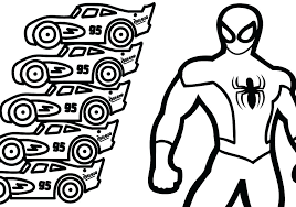 lightning mcqueen coloring pages and cars tow mater page sheet fantastic drawing