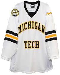 K1 Hockey Jersey Size Chart Amazon Com K1 Sportswear Michigan Tech University Huskies