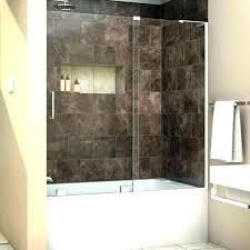 bathtub door installation bathtub shower doors half glass shower door for bathtub glass bath doors install