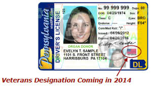 License Veteran Pennsylvania American Legion –