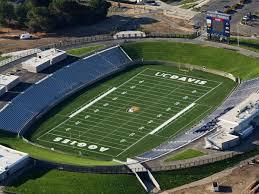 Aggie Stadium Uc Davis Sky Football Football Stadiums