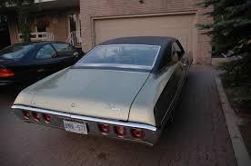 1968 Chevrolet Impala SS 327 - Classic Chevrolet Impala 1968 for sale
