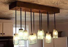 diy jar chandelier build it mason jar chandelier from nest of bliss mason diy glass jar