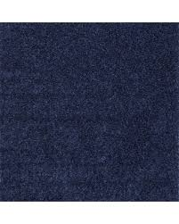 Shag Hunter Green Area Rug Rectangle Navy