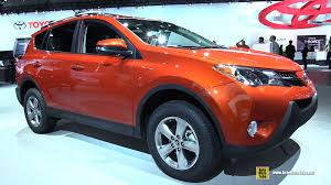 2015 toyota rav4 colors. 2015 toyota rav4 xle awd exterior and interior walkaround detroit auto show youtube colors e