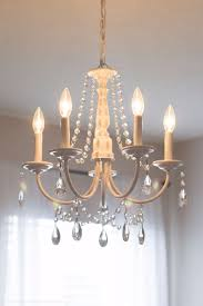 diy chandelier makeovers diy crystal chandelier easy ideas for old brass crystal and