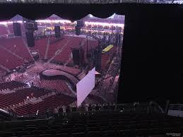 Kfc Yum Center Section 305 Concert Seating Rateyourseats Com