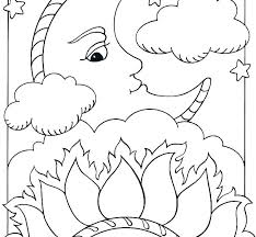 Pokemon Sun And Moon Coloring Book Also Sun Moon Coloring Pages And