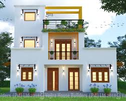 New House Design 2018 Two_storey Vajira House Builders Private Limited Best