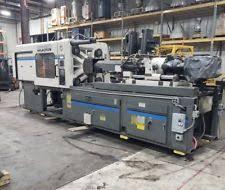 injection molding machine cincinnati milacron vh300 ton 29oz injection molding machine 486 camac 6534sr