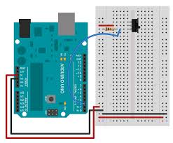 physical computing at itp labs dc motor control using an h bridge add a digital input a switch
