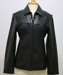 lambskin leather las hipster jacket