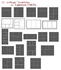 Free Collage Templates For Lightroom 3 Photo Collage