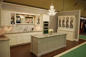 kitchen paint colors with cream cabinets: gray kitchen island white mirrored kitchen cabinets gray walls paint