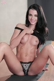 Black haired porn star