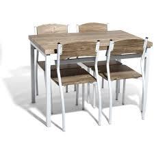 Table De Cuisine Et Chaises Pas Cher Idée De Modèle De Cuisine