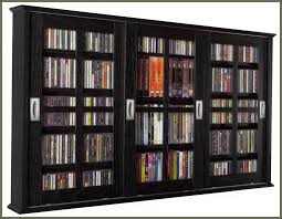 Smart Doors Dvd Storage Cabinet Dvd Storage Cabinet Together With Doors  Cabinet Home Decorating Ideas Dvd