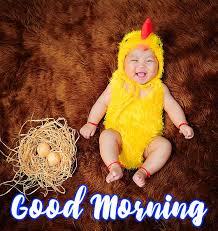 200 fresh good morning cute baby
