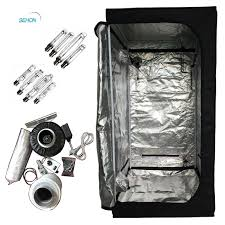 Indoor Grow Box With Lights Indoor Grow Box 300d 600d Mylar Fabric Hydroponic Growing Systems Grow Tent Complete Kit With Led Light Buy Grow Box Complete Hydroponic Growing