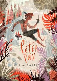peter pan ilration by karl james mountford find this pin and more on book covers