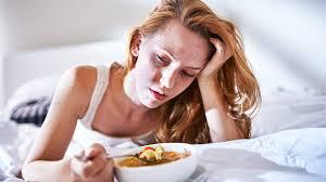 Wat kun je het beste eten bij griep
