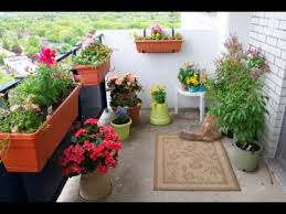 Small Picture indian balcony garden decoration ideas YouTube