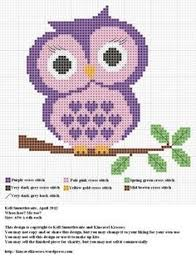 Owl Cross Stitch Pattern Fascinating Lots Of Owl Cross Stitch Patterns Google Translate From Portuguese