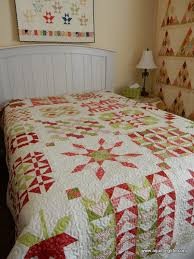 A Quilting Life - a quilt blog: Red and Green Quilt | Quilts ... & A Quilting Life - a quilt blog: Red and Green Quilt Adamdwight.com