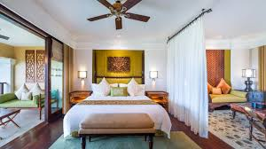 On Suite Bedroom Discover The Suites At The St Regis Bali Resort