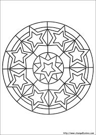 Disegni Da Colorare Mandala Modificare Una Pelliccia