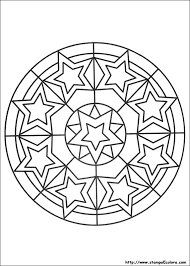 Disegni Da Colorare Mandala