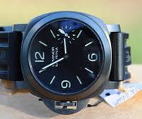 left handed watches price comparison buy cheapest left handed sport men s mechanical luxury men s black pvd left hand limited edition pam26 sport watches