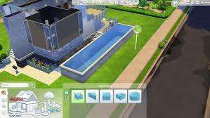 Small Picture The Sims 4 Tutorial Building a Pool next to Foundation