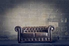 how to care for finished and unfinished leather furniture