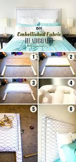 easy diy headboard headboard easy ideas you should try at home fabrics easy and bedrooms easy easy diy headboard
