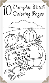 Top 25 Free Printable Pumpkin Patch