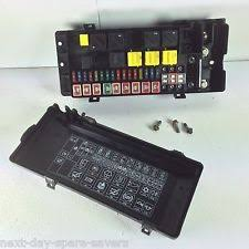 car fuses & fuse boxes for land rover ebay Land Rover Discovery Fuse Box landrover discovery td5 fuse box , fuses, and cover land rover land rover discovery fuse box location