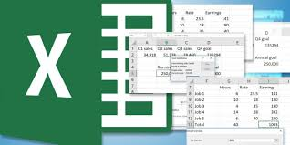 How To Use Solver In Excel How To Use Excels Goal Seek And Solver To Solve For Unknown