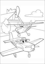 Kleurplaten En Zo Kleurplaten Van Planes 2