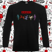 Details About New Heart Band Bad Animals Album Mens Long Sleeve Black T Shirt Size S 3xl