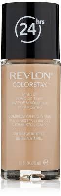 revlon color stay liquid foundation bination oily