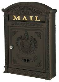 cool mailboxes for sale. Modren Mailboxes Ecco 6 Victorian Wall Mount Mailboxes Intended Cool For Sale