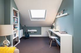 Image Light Blue Architecture Art Designs 16 Blue Home Office Designs That Will Catch Your Eye