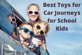 best toys for car trips long road