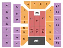 Augusta Civic Center Seating Chart Augusta