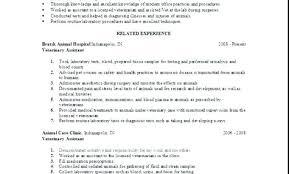 Sample Cover Letter Laboratory Animal Technician Vancitysounds Com