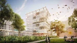 Architectural Design Of School Buildings Parramattas First High Rise School Grimshaw Architects
