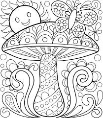 Small Picture Free Coloring Calendar Toadstool Page by Thaneeya Coloring Pages