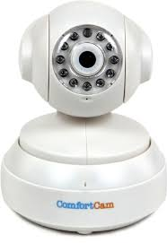 Smart Wifi Baby Monitor with iOS & Android Apps – ComfortCam   Baby ...