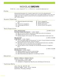 Resume Templates Free Download Creative Inspirational Free Html